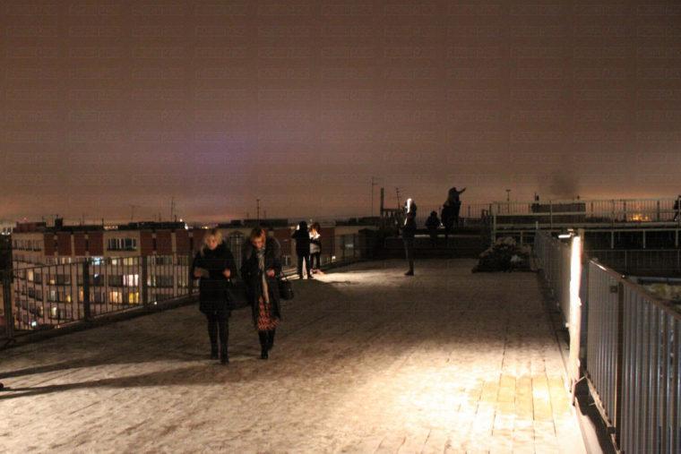 Лофт Проект Этажи - «Глинтвейн на крыше»